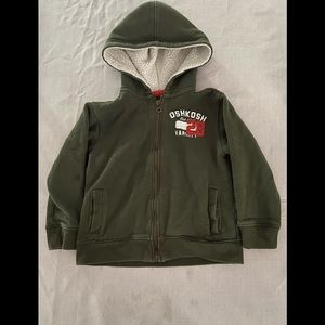 OshKosh Hooded Sweatshirt